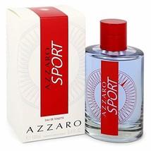 AZZARO SPORT by Azzaro, EDT SPRAY 3.4 OZ - $27.48