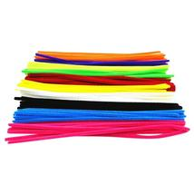 50pcs Materials Chenille Children Educational Colorful Toys Early Head S... - $2.30