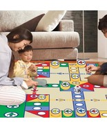 Play Baby Game Rug Mat Crawling Floor Pad Blanket Activity Kids Soft Gym... - $6.90