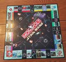 Monopoly Star Wars Limited Collectors Edition Replacement Board 1996 - $7.91