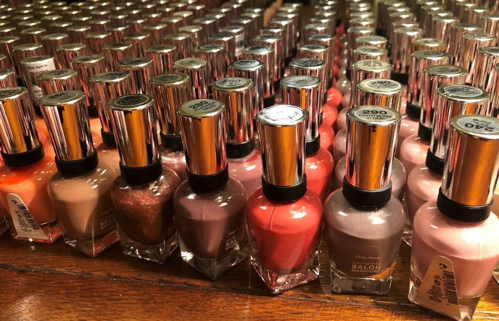 Sally Hansen - Complete Salon Manicure - Colors Galore! - New