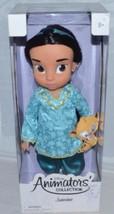 Disney Animators Collection Jasmine Doll 16'' First Edition NIB - $68.99