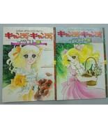CANDY CANDY Yumiko Igarashi Art Book Illustration 2 volume sets - $286.11