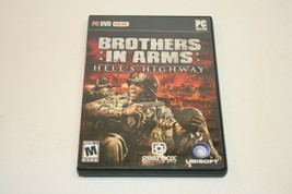 Brothers in Arms: Hell's Highway (PC DVD ROM, 2008) - Ubisoft - Gearbox Software - $5.93
