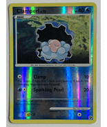 Clamperl 64/106 Reverse Holographic Pokemon Card Great Encounters Set Li... - $2.89