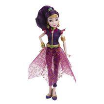 Disney Descendants Genie Chic Villain Mal Doll in Purple, Hasbro, 6+ - $30.33