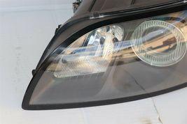06-10 Volvo C70 Convertible Halogen Headlight Lamp Driver Left LH image 3