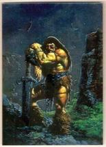 Conan The Marvel Years Chrome Promo Card 1996 Comic Images - $2.44