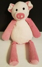 Scentsy Buddy Penny the Pink Pig 2010 Plush Stuffed Retired 15'' No Scen... - $12.61