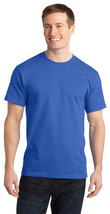 Port Company PC150 Soft Cotton T-Shirt - Royal - $6.78+