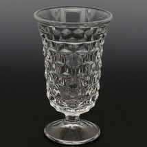 Fostoria American Crystal Goblet 5 OZ Footed Juice image 1