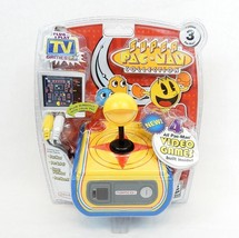 Super Pac-Man Collection Jakks Pacific 3rd Edition 2006 Plug N Play Sealed  - $39.99
