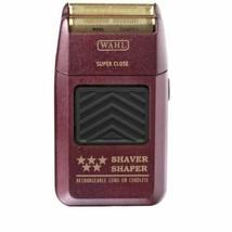 Wahl Professional 5 Star Super Close Cordless Double Foil Shaver (8061-100) - $77.39