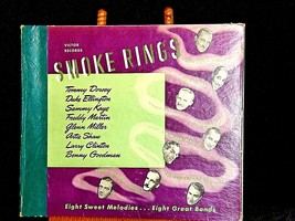 Smoke Rings Victor Records USA 1944 AA19-1499 Antique