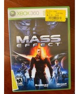 Mass Effect (Xbox 360, 2007) Day One First Print Do Not Sell Before FACT... - $32.26