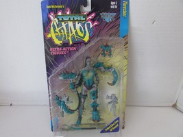 McFarlane Toys Total Chaos Series 1 Thresher Action Figure GREY & TEAL G... - $9.75