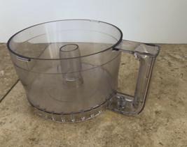 Cuisinart Replacement Work Bowl DLC-21WB  for Mini-Prep Plus Food Processor - $15.74