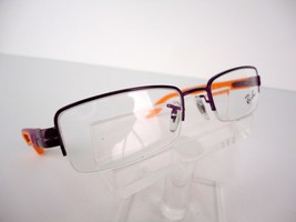 Ray Ban Junior RB 6264  2797 (Purple /Orange) 49 x 18 130 mm Kids Eyeglass - $42.04