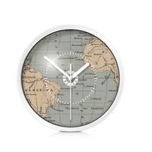 PANDA SUPERSTORE 8-inch Simple Design Decorative Wall Clock¡ª¡ª(The Map of The W - $43.65