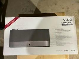 New Vizio SmartCast Crave 360 Wireless Speaker Built-In Bluetooth Audio NIB