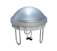 Allied Precision Aurora Water Wiggler Bird Bath Agitator with Color Chan... - $32.24