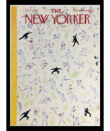 COVER ONLY The New Yorker October 1 1955 Full Cover Theme by Garrett Price - $19.00