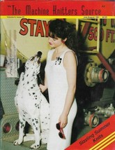 Machine Knitters Source Jul Aug 1991 Magazine Sizzling Summer Patterns &... - $6.92
