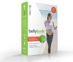 BellyBuds Baby-Bump Headphones | Prenatal Bellyphones Pregnancy Speaker ... - $63.45
