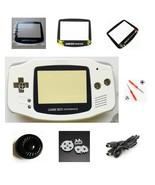 NEW GBA Nintendo Game Boy Advance Replacement Housing Shell Screen Lens ... - $10.64+