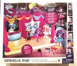 Hasbro My Little Pony Equestria Girls Minis Canterlot High Dance Playset - $23.36