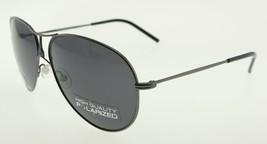 Carrera 4/S Semi Matte Dark Ruthenium / Polarized Gray Sunglasses 4/S R80 - $107.31