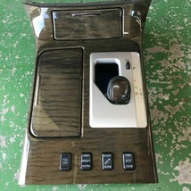 TOYOTA MAJESTA 18 system center console with shift knob - $360.00
