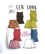 Simplicity pattern  6497 thumbtall