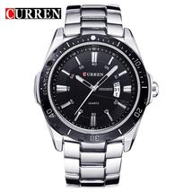 2020 NEW curren  watches men Top Brand fashion watch quartz watch male relogio m - $20.26