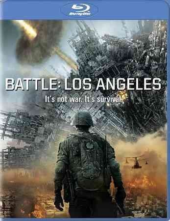 Battle: Los Angeles (Blu-ray Disc, 2011)