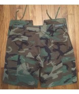 Military Uniform BDU Army Classic Woodland Camo Camoflauge Combat Pants ... - $29.99