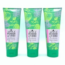 Bath and Body Works Apple Blossom and Lavender 8oz Body Cream 3-pack - $26.38