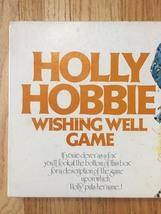 Vintage 1976 Holly Hobbie Wishing Well Board Game image 3