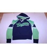 Women's Seattle Seahawks Womens M Hoodie Hooded Sweatshirt NFL Team Apparel - $16.82