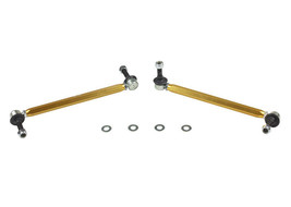 Whiteline KLC175 Front Sway Bar Link Kit for 2003-14 Chevy Buick Pontiac... - $123.71