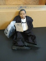 "Daddy's Long Legs Doll Jeffy DLM98A Signed 12"" Excellent in Box - $63.00"
