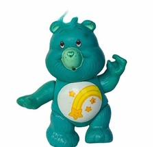 Care Bears 1984 toy action figure AGC vtg doll collectible bedtime blue ... - $22.15