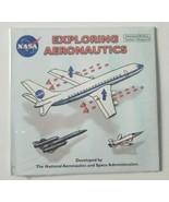 NASA Exploring Aeronautics CD-ROM Educational Software Grades 5 to 8 - $18.69