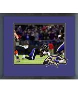 C.J. Mosley Game Ending Interception 12/30/18 -11x14 Logo Matted/Framed ... - $43.55