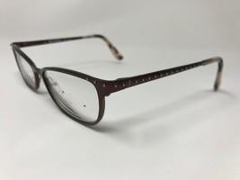 """JUICY COUTURE """"Hello Juicy"""" Eyeglasses Frame JU140 52-15-135 Matte Brown... - $57.00"""