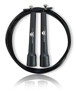 Adjustable Jump Rope Premium Quality Best for Boxing MMA Fitness Speed T... - $29.09