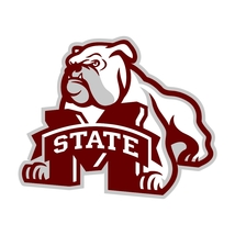 Mississippi State Bulledogs Precision Cut Decal - $3.46+