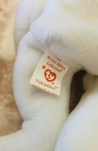 Valentino Ty Beanie Babies Baby Rare Mismatched tags 1994 1993 White Heart Error - $368.28