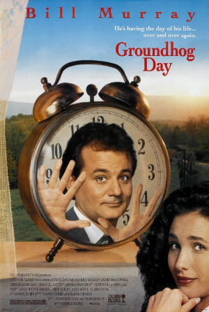 Groundhog Day Vhs