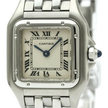 Ladies Cartier Panthere Stainless Steel Watch - $2,544.30